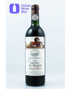 Pigeonnier de Seguin 1990 750 ml (Standard)