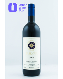 Sassicaia 2013 750 ml (Standard)