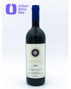 Sassicaia 2009 750 ml (Standard)