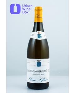"""Chassagne-Montrachet 1er Cru """"Clos Saint Marc"""" 2012 750 ml (Standard)"""