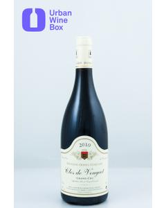 Clos de Vougeot Grand Cru 2010 750 ml (Standard)