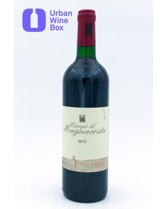 "Toscana Rosso ""Campo di Magnacosta"" 2013 750 ml (Standard)"