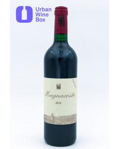 "Toscana Rosso ""Magnacosta"" 2012 750 ml (Standard)"