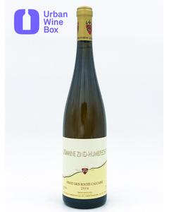 "2016 Pinot Gris ""Roche Calcaire"" Domaine Zind Humbrecht"