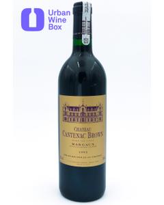 Cantenac Brown 1992 750 ml (Standard)