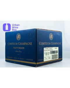 """Vintage Blanc de Blancs """"Comtes de Champagne"""" 1996 750 ml (Standard)"""