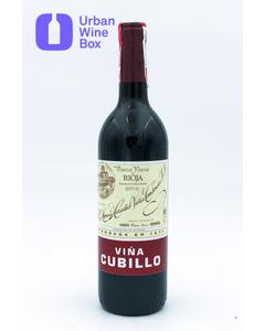 """Rioja Crianza """"Viña Cubillo"""" 2010 750 ml (Standard)"""