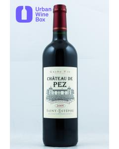 2009 de Pez Chateau de Pez