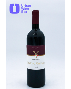 """2016 Toscana Rosso """"Poggio Valente"""" Fattoria le Pupille"""