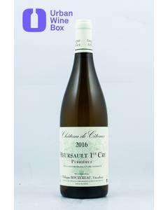 "Meursault 1er Cru ""Perrieres"" 2016 750 ml (Standard)"