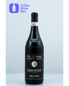 Barbaresco 2001 750 ml (Standard)