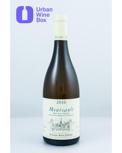 """Meursault """"Sous la Velle"""" 2010 750 ml (Standard)"""