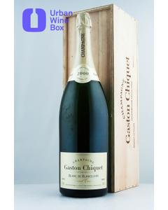 """Vintage Blanc de Blancs Grand Cru """"D'aÿ"""" 2000 3000 ml (Double Magnum / Jerobaom)"""