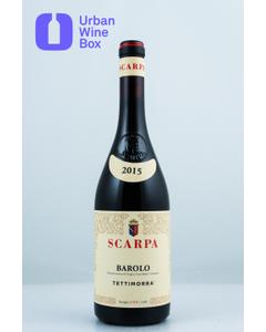 "Barolo ""Tettimorra"" 2015 750 ml (Standard)"