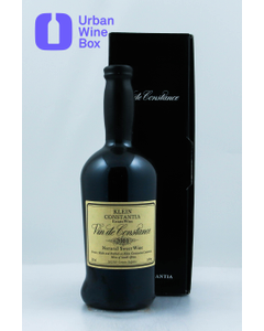 Vin de Constance 2001 500 ml (Jennie)