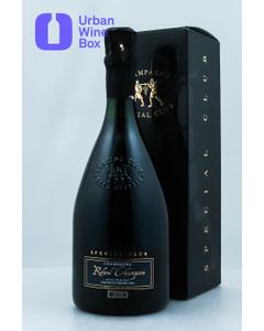 "2010 Vintage Blanc de Blancs Grand Cru ""Chouilly - Special Club"" Roland Champion"