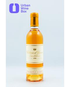 Sauternes 1er Cru Supérieur 1998 375 ml (Half)