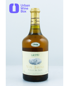 "Côtes du Jura Blanc ""Vin Jaune"" 1986 620 ml (Clavelin)"