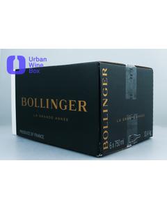 """2007 Vintage """"La Grande Année"""" Bollinger"""