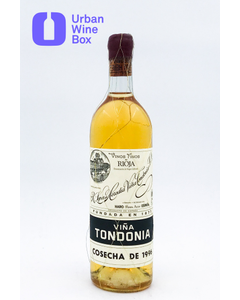 "Rioja Blanco Gran Reserva ""Viña Tondonia"" 1996 750 ml (Standard)"