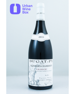 Mazoyeres-Chambertin Grand Cru 2011 750 ml (Standard)