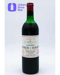 1970 Lynch-Bages Chateau Lynch-Bages