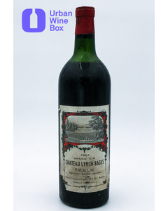 1961 Lynch-Bages Chateau Lynch-Bages