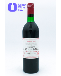 1978 Lynch-Bages Chateau Lynch-Bages