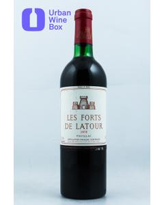 1975 Les Forts de Latour Chateau Latour