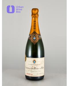 "Vintage Blanc de Blancs Grand Cru ""Le Mesnil-sur-Oger"" 1985 750 ml (Standard)"