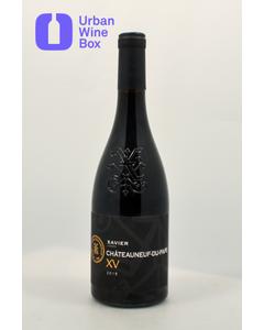 "Chateauneuf-du-Pape ""XV"" 2015 750 ml (Standard)"