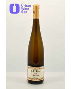 """Riesling Spätlese """"Hofberg"""" 2009 750 ml (Standard)"""