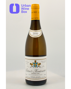 2010 Bâtard-Montrachet Grand Cru Domaine Leflaive