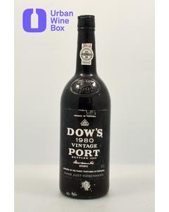 Ruby Vintage Port 1980 750 ml (Standard)