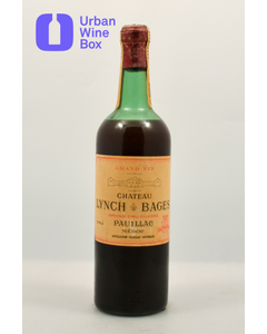 Lynch-Bages 1964 750 ml (Standard)