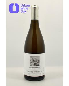 "Meursault 1er Cru ""Les Genevrières"" 2011 750 ml (Standard)"