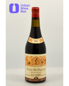 Nuits-St-Georges 1966 750 ml (Standard)