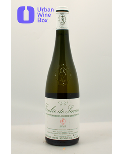"""Savennières """"Clos de la Coulée de Serrant"""" 2005 750 ml (Standard)"""