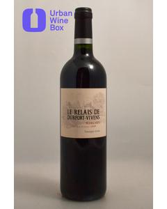Le Relais de Durfort-Vivens 2009 750 ml (Standard)
